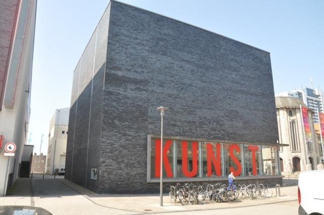 Kunsthalle in der Fußgängerzone