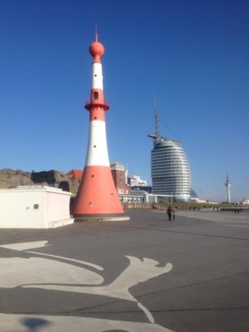 Leuchtturm und Atlantic Sail Hotel