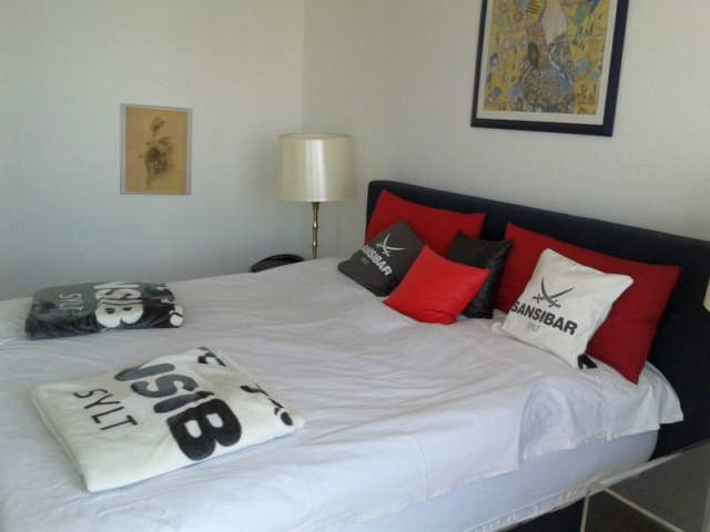 Schlafzimmer Bremerhavenblick